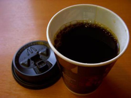 McDonald's Katase Enoshima Ekimae: おいしいコーヒー