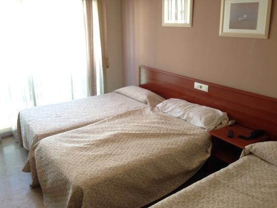 Evenia Platja Mar : Bedroom
