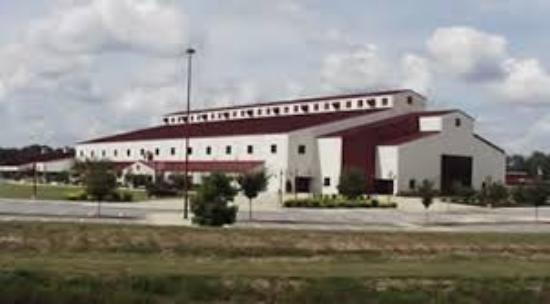 Senator Bob Martin Eastern Agricultural Center: Senator Bob Martin Easter Agricultural Center Main Building
