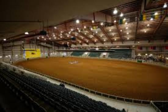 Main Arena Picture Of Senator Bob Martin Eastern