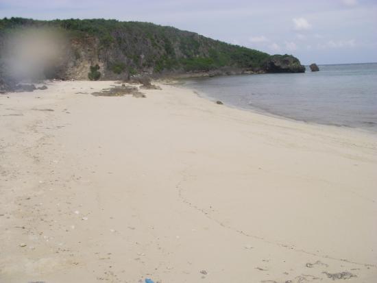 Kagimmi-hama Beach