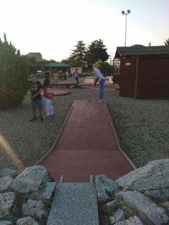 Цагароло, Италия: Oasi del Minigolf