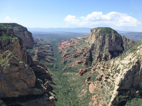 Arizona Helicopter Adventures: Views from Doors Off Helicopter Tour
