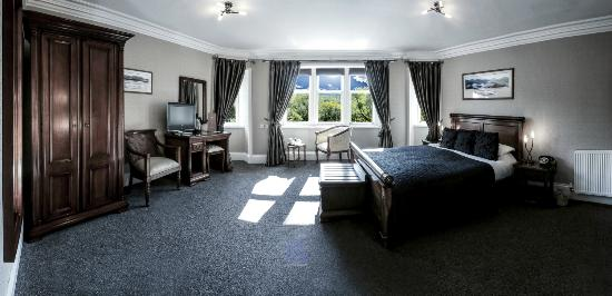 Invergarry, UK: Room 2 - King Double