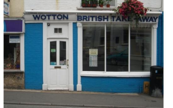 The Wotton British Take Away