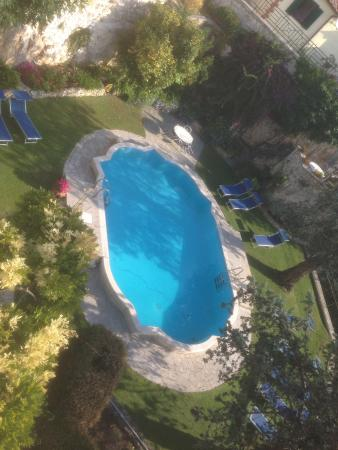 Hotel Villa Clodia: La piscina di Villa Clodia