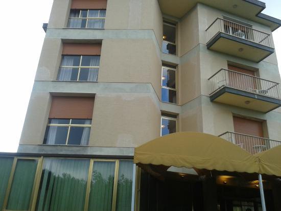 Hotel Brasilia: Facciata