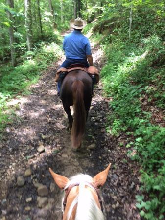 Ferguson, Северная Каролина: Trails