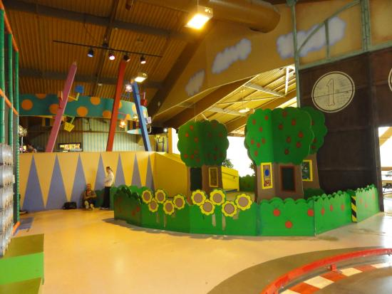 Jeux enfants int rieur photo de center parcs les hauts for Parc d interieur