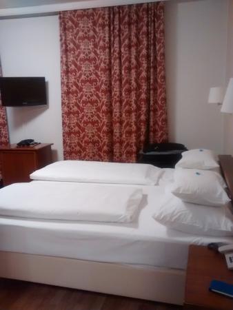 Hotel Domizi: camera 212