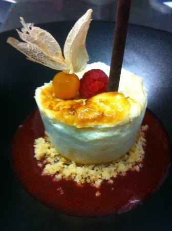 Sadoll Restaurant: Nuestro pastel de queso.