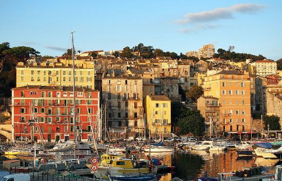 Bastia au soleil levant photo de le vieux port bastia tripadvisor - Location voiture bastia port ...