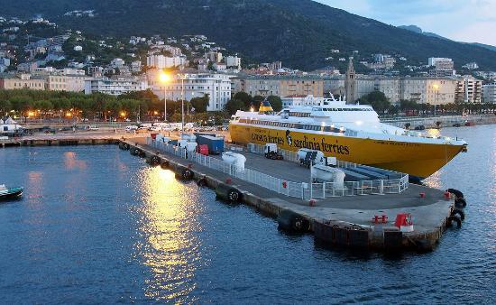 Arrivee A Bastia Picture Of Le Vieux Port Bastia Tripadvisor