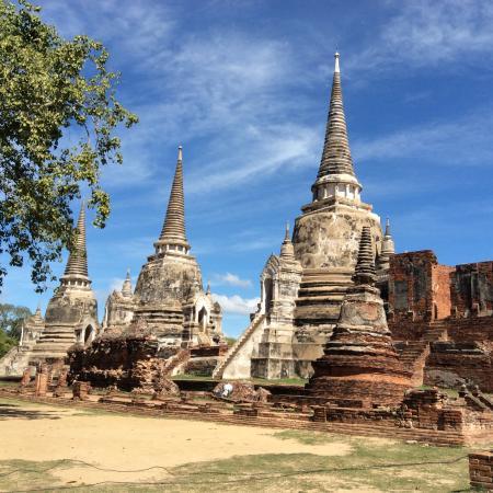 ruins - Picture of Ayutthaya Historical Park, Ayutthaya ...