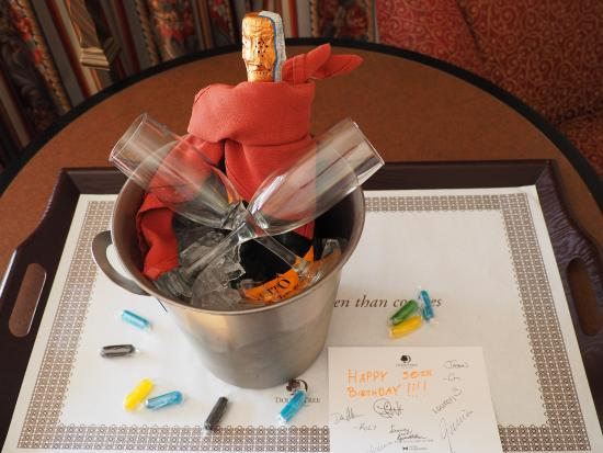 DoubleTree by Hilton Durango: going the extra mile...thank you..