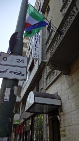 Hotel Dateo Milano: фасад