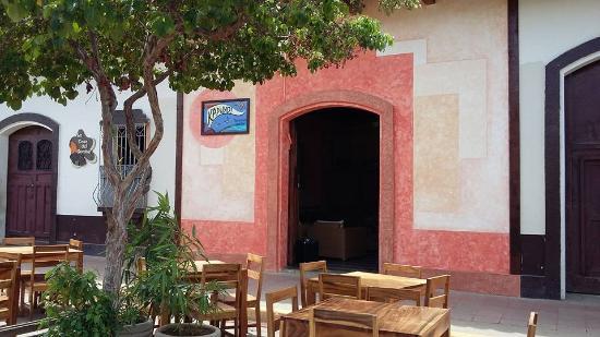 "El Kapuyo: Our ""NEW"" location on the Calzada"