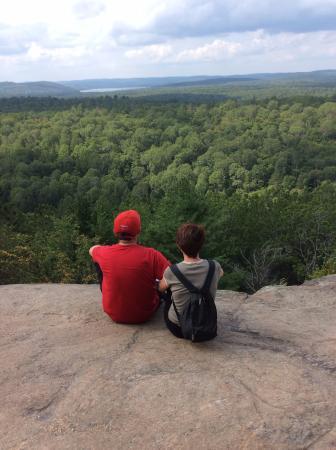 Algonquin Provincial Park: Lookout Trail