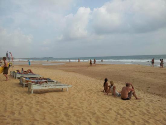 Pearl Island Beach Hotel Hikkaduwa Sri Lanka
