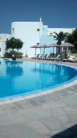 Asteras Paradise : Swimming pool !!!!!!