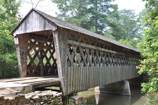 ‪Poole's Mill Covered Bridge‬
