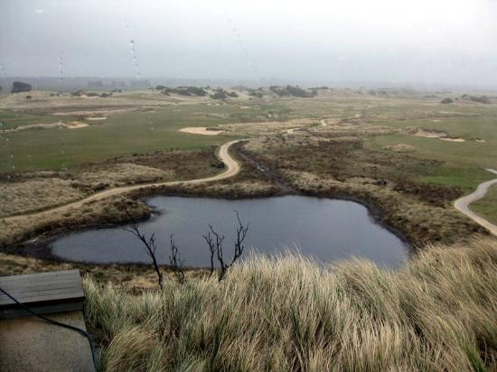 Lost Farm Barnbougle Golf Course: Links type course