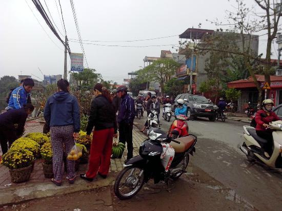 Thai Binh, Vietnam: corner