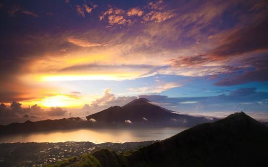 Mount Batur Bali Volcano Trekking