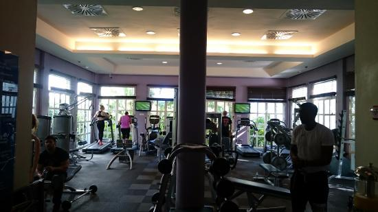 f2972707b Gym - Picture of Secrets Wild Orchid Montego Bay