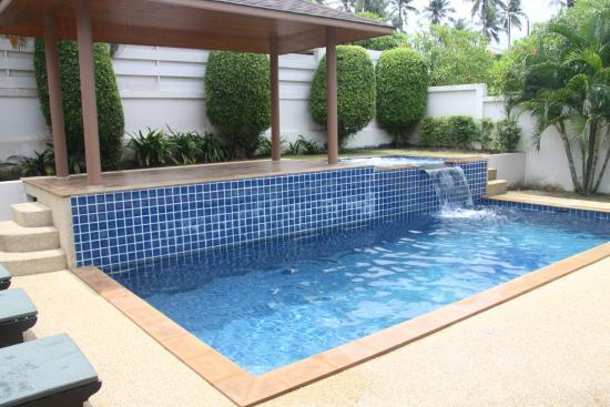 Tamarind Villas Phuket : pool