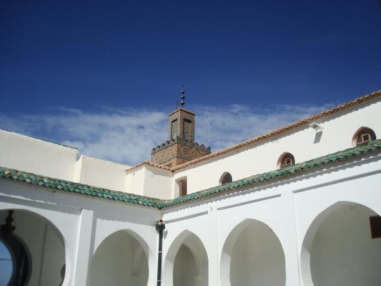 Tlemcen, Algieria: Vue de la Medersa