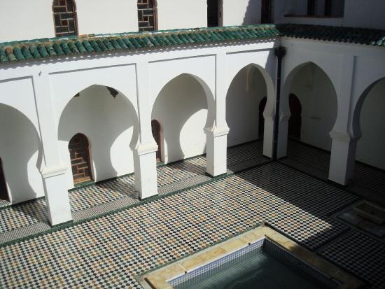 Mosquée Sidi Boumediene: la Medersa