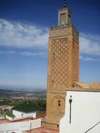 Mosquée Sidi Boumediene: le minaret