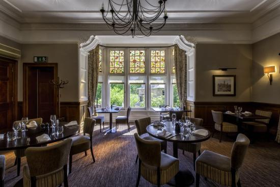 Sherbrooke Castle Hotel Restaurant