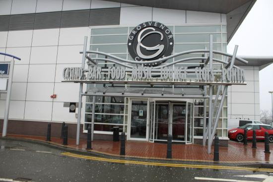 Grosvenor casino cardiff gta sa lags on casino