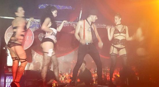 Burlesque Show Camden