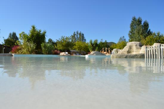 Le camping photo de domaine carpe diem vaison la - Camping vaison la romaine avec piscine ...
