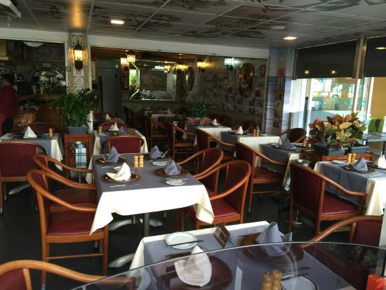 Restaurante Don Quijote : Comedor / Dining area