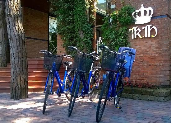 Hotel King: Biciclette