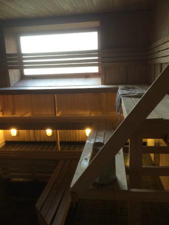 Hotel Arctic Eden : Sauna