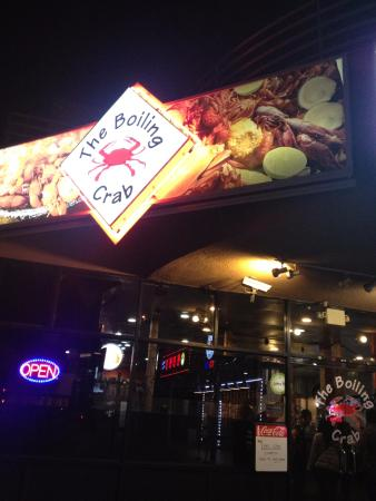 Boiling Crab Ktown  - Picture of The Boiling Crab, Los Angeles