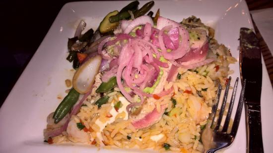 The Galley: Wasabi Crusted Tuna