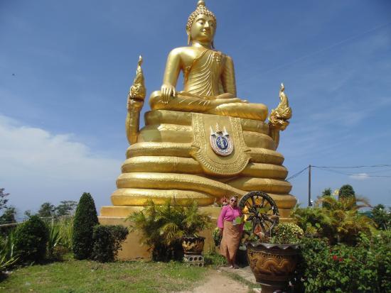 красоты с горы - Picture of Phuket Big Buddha, Chalong - TripAdvisor