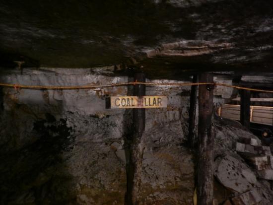 Patton, PA: Coal Pillar