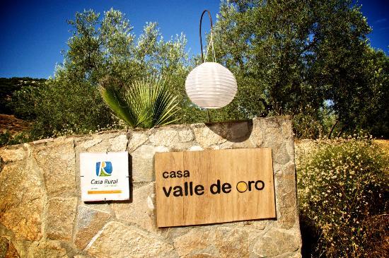 Casa Valle de Oro: Casa Rural Superior!