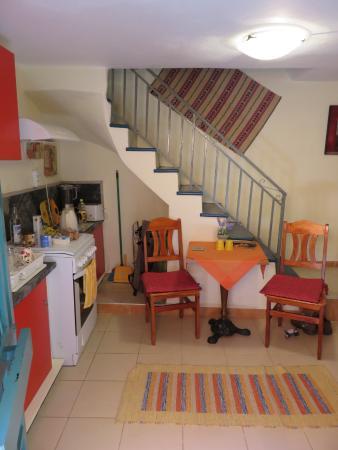 Pension Nora: Pension Nora stairway