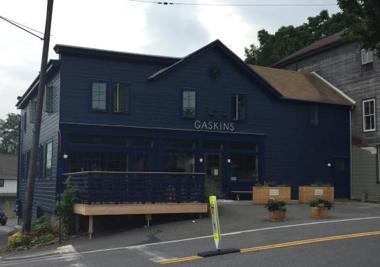 Germantown, Nowy Jork: Cool restaurant in Hudson River Valley