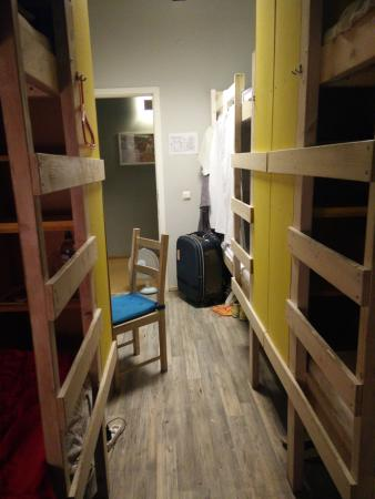 Fabrika Hostel: 6 bed dorm