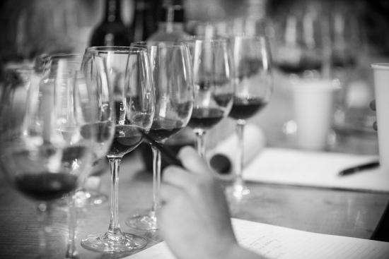 Westwood Winery: Comparative tasting