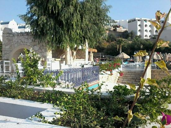 Salmakis Resort & Spa: poolbar